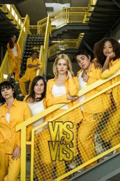 Locked Up (Vis A Vis) - Season 1 [Sub: Eng] - Watch Free on