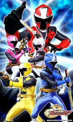 Power Rangers Ninja Steel - Season 24 - Watch Free on 123Movies