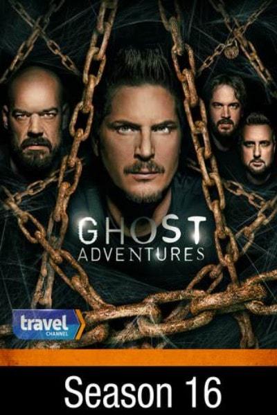 Ghost Adventures Season 16 Watch Free On 123movies
